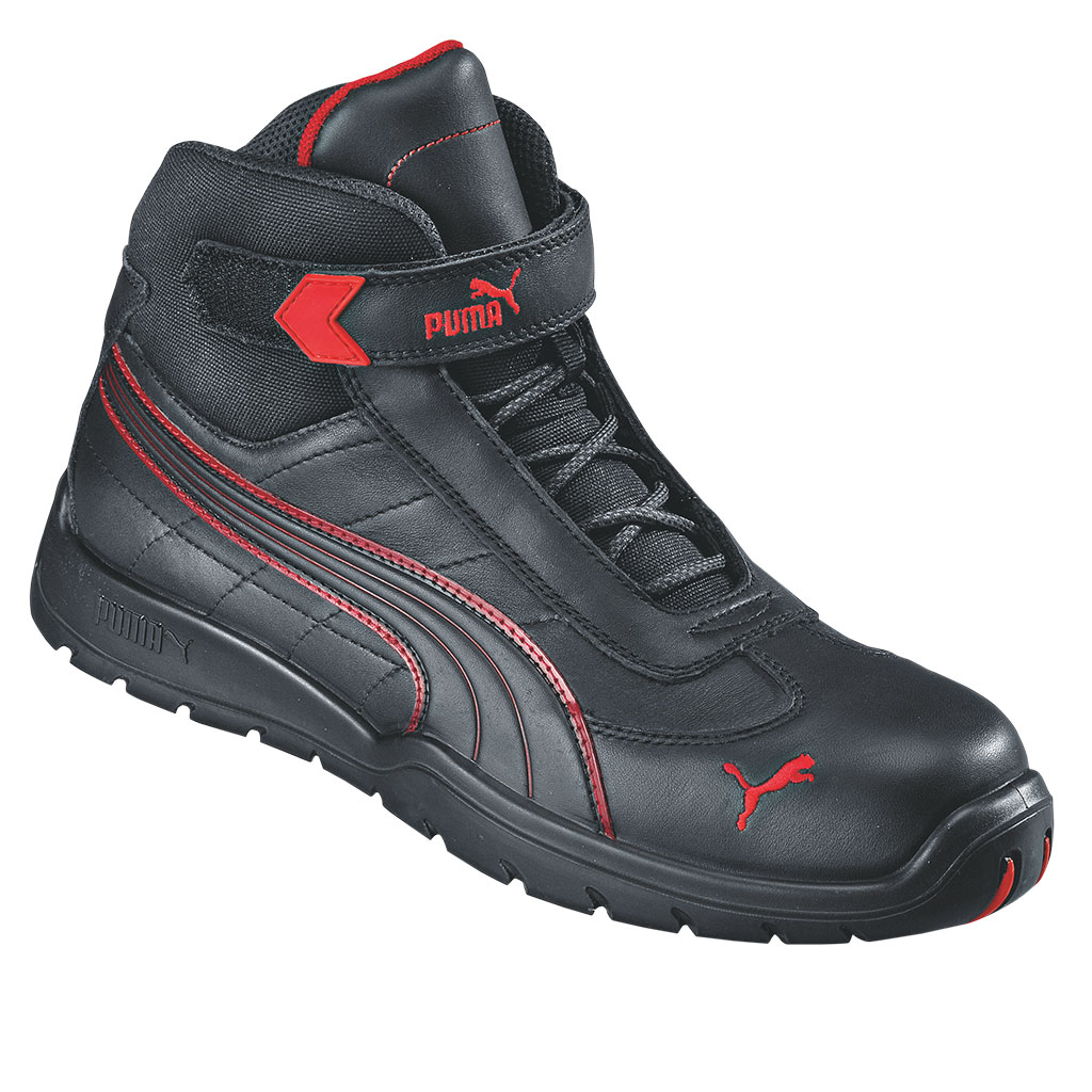 Zoom Puma Safety Daytona S3 Safety Boots HRO EN ISO 20345 black  8d2b8d640