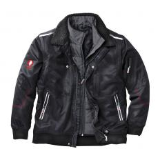 !?KRÄHE 5-in-1 Pilot Jacket