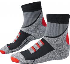 !?Short shaft function socks
