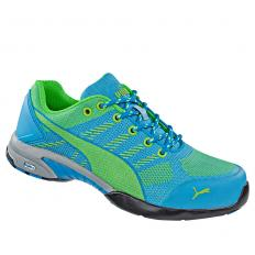 !?Puma Safety Celerity Knit Blue Sicherheits-Halbschuhe S1P SRC HRO EN ISO 20345