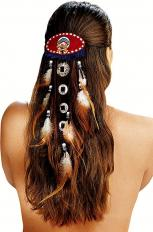 !?Navahopi Hair slide Indian