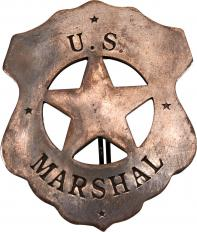 !?US-Marshal Anstecker