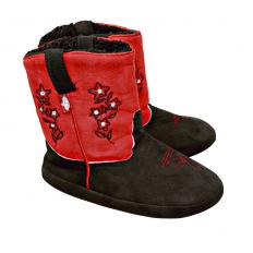 !?Stars & Stripes Westernstiefel Fluffy