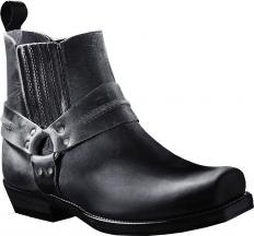 !?Sancho Abarca Bottines de motard