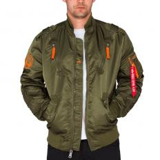!?Alpha Industries Veste Pilote Falcon II