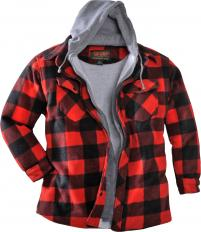 !?Trailcrest Hooded Fleece Jacket Lumberjack