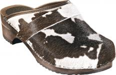 !?Sanita Clogs Cowhide