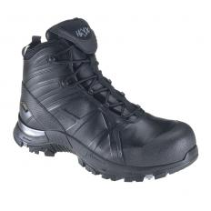 !?Haix Black Eagle Safety 50 Mid Safety Boots S3 HRO HI CI WR SRC ESD EN ISO 20345