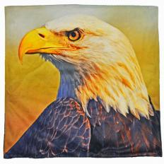 !?Eagle Pillow Cover