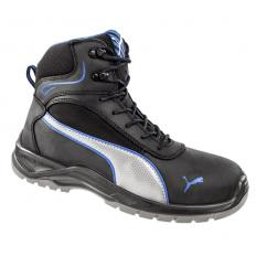 !?Puma Safety Atomic Mid Sicherheits-Stiefel S3 SRC EN ISO 20345