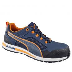 !?Puma Safety Crosstwist Low Sicherheits-Halbschuhe S3 SRC HRO EN ISO 20345