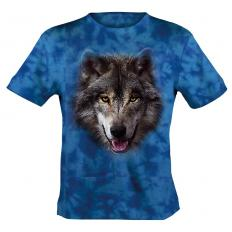 !?Bushfire T-Shirt Wolf Head