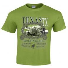 !?Living Colours T-Shirt Texas