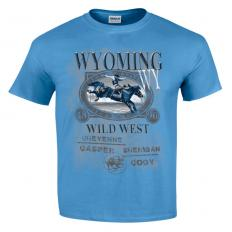 !?Living Colours T-Shirt Wyoming
