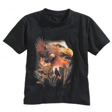 !?Eagle T-shirt for kids