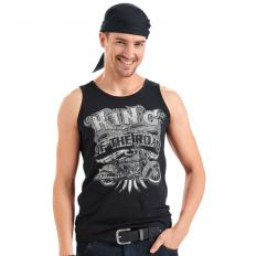"!?Tank top ""King of the…"""