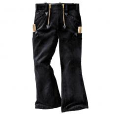!?KRÄHE Goliath Guild Trousers with Bellbottoms