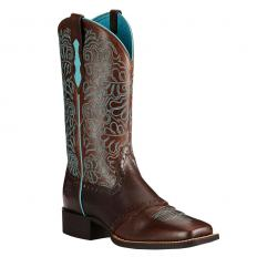 !?Ariat Stiefel Round up Remuda