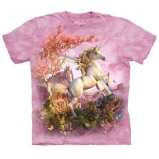 !?Ladies T-Shirt Awesome Unicorn
