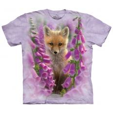 !?Ladies T-shirt Foxgloves