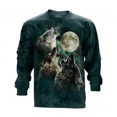 !?Longshirt Three Wolf Moon