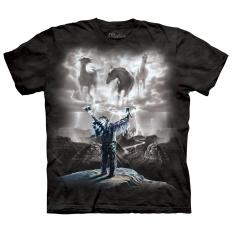 !?T-shirt Summoning The Storm