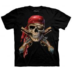 !?Kinder T-Shirt Skull & Muskets