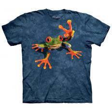 !?T-shirt Victory Frog