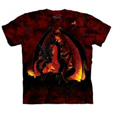 !?T-Shirt Fireball