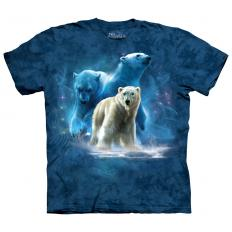 !?T-shirt Polar Collage