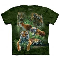 !?T-shirt Jungle Tigers