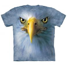 !?T-Shirt Eagle Face