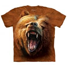 !?T-Shirt Grizzly Growl