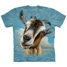 !?T-Shirt Goat Head