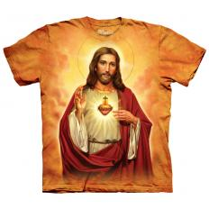 !?T-Shirt Sacred Heart