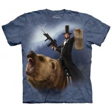 !?T-Shirt Lincoln The Emancipator