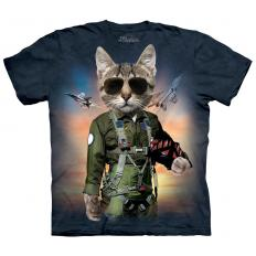 !?T-Shirt Tom Cat