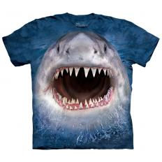 !?T-Shirt Wicked Nasty Shark