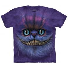 !?T-shirt Big Face Cheshire Cat