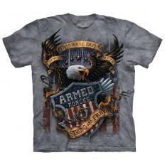 !?T-Shirt Armed Forces