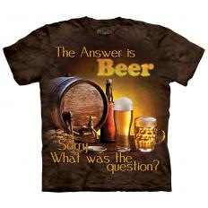 !?T-shirt Beer Outdoor