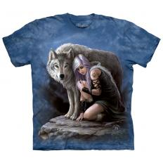 !?T-shirt Wolven Protector