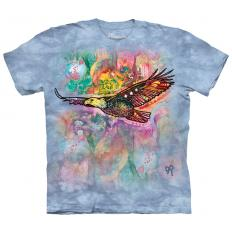!?T-Shirt Russo Eagle