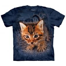 !?T-Shirt Pounce Captain Snuggles Cat