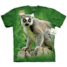 !?T-shirt Ring Tailed Lemur