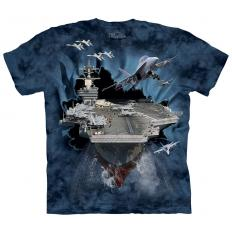 !?T-Shirt Aircraft Carrier B/trough