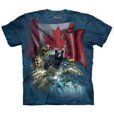 !?T-Shirt Canada The Beautiful