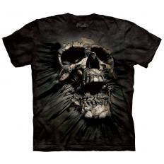 !?T-shirt Breakthrough Skull