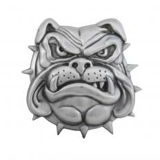 !?Buckle Bulldog Head