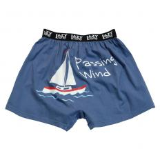 !?Men Boxer Shorts Passing Wind